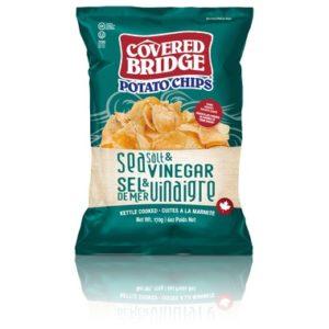 Covered Bridge Chips | Sea Salt & Vinegar