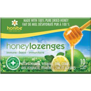 Honibe Honey Lozenge Immune Boost