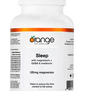 Orange Naturals Sleep