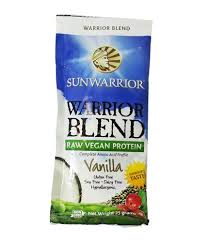 Sunwarrior | Organic Protein Powder (Single Serve)