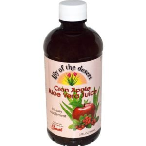 Lily of the Desert – Aloe Vera Juice | Cran Apple