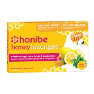 Honibe Honey Lozenge with Lemon