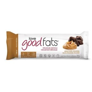 Love Good Fats Bars | Chocolate Peanut Butter