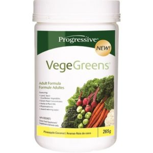 Progressive | VegeGreens Pineapple Coconut