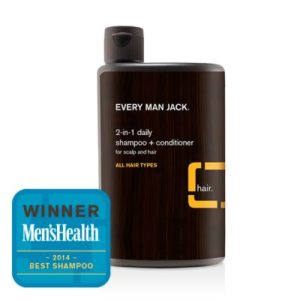 Every Man Jack – 2-in-1 Shampoo & Conditioner | Citrus