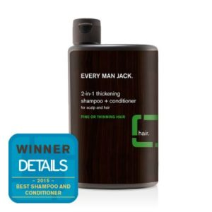 Every Man Jack – 2-in-1 Thickening Shampoo & Conditioner | Tea Tree