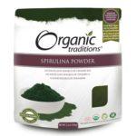 Organic Traditions | Spirulina Powder