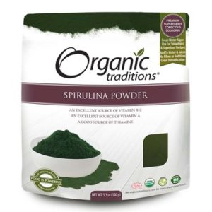 Organic Traditions | Spirulina Powder