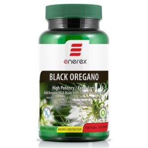 Enerex Botanicals | Black Oregano Softgels
