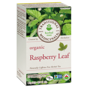 Traditional Medicinals | Organic Raspberry Leaf Tea