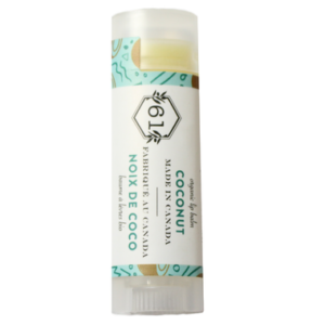 Crate 61 Organics | Coconut Lip Balm