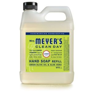 Mrs. Meyer's | Hand Soap Refill (Lemon Verbena)