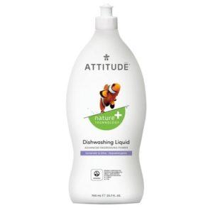 Attitude | Dishwashing Liquid (Coriander & Olive)