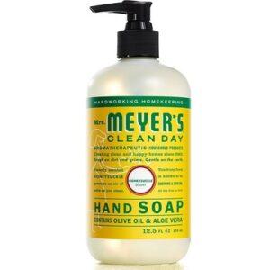 Mrs. Meyer's | Hand Soap (Honeysuckle)
