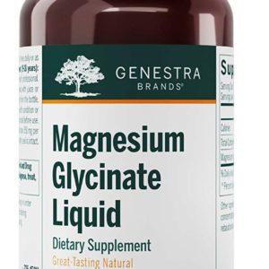 Genestra | Magnesium Glycinate Liquid (Apple Pom)