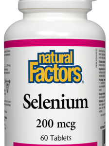 Natural Factors | Selenium