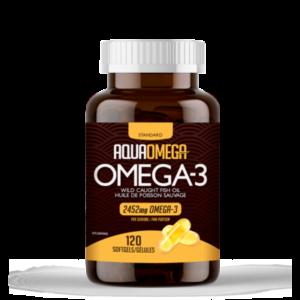 AquaOmega   Standard Omega 3 (Capsules)