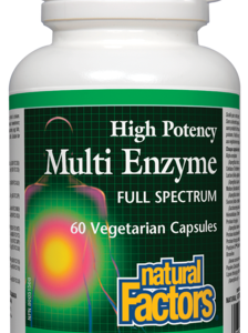 Natural Factors | Multi Enzyme