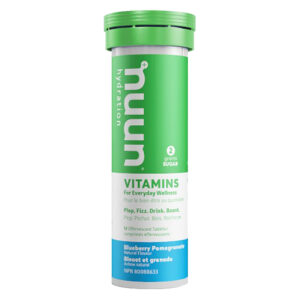 Nuun Hydration Electrolyte Tabs | Blueberry Pomegranate