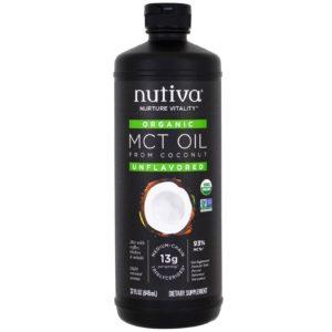 Nutiva Organic MCT Coconut Oil