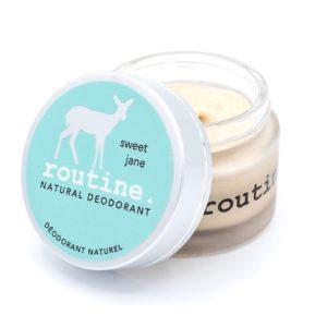 Routine Deodorant | Sweet Jane