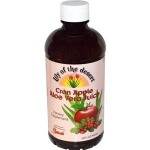 Lily of the Desert – Aloe Vera Juice | Cran Apple