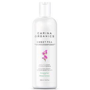 Carina Organics Daily Light Conditioner | Sweet Pea