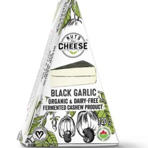 Nuts for Cheese | Black Garlic