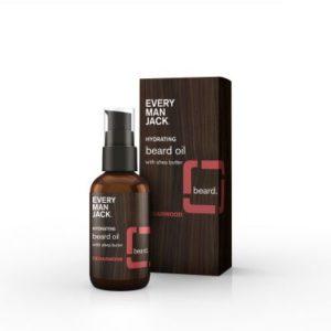 Every Man Jack – Beard Oil | Cedarwood