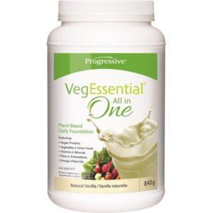 Progressive | VegEssentials Vanilla (840g)