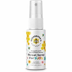 Beekeeper's KIDS Propolis Spray