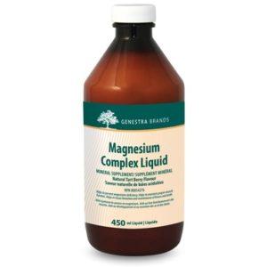 Genestra | Magnesium Complex Liquid (Tart Berry)