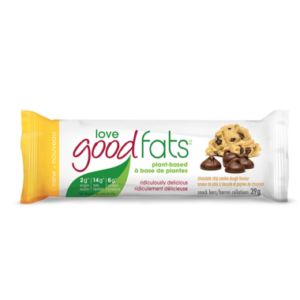 Love Good Fats Bars | Choc Chip Cookie Dough