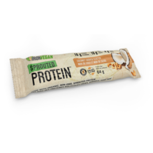 Iron Vegan Sprouted Protein Bar | Coconut Cashew (Bar)