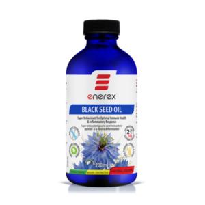 Enerex Botanicals | Black Seed Oil (200ml)