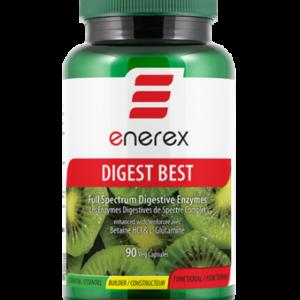 Enerex Botanicals | Digest Best