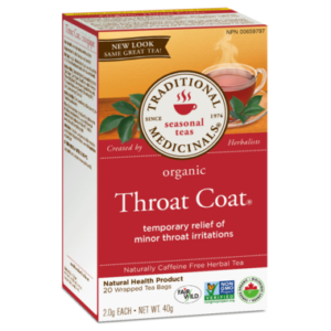 Traditional Medicinals | Throat Coat Tea