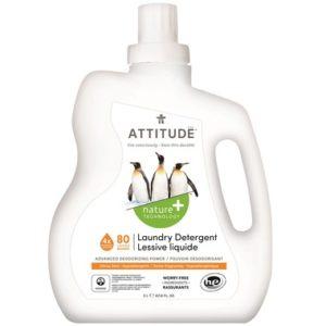 Attitude | Laundry Detergent (Citrus Zest)
