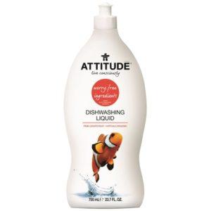 Attitude | Dishwashing Liquid (Citrus Zest)