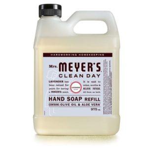 Mrs. Meyer's | Hand Soap Refill (Lavender)