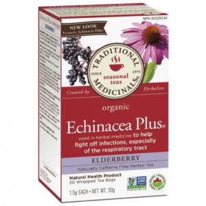 Traditional Medicinals | Organic Echinacea Plus