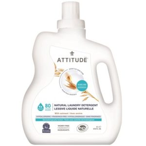 Attitude | Sensitive Skin Laundry Detergent (Fragrance Free)