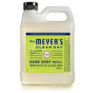 Mrs. Meyer's | Hand Soap Refill (Lemon Verbena)