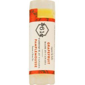 Crate 61 Organics | Grapefruit Lip Balm