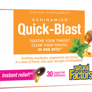 Natural Factors | Echinamide Quick-Blast