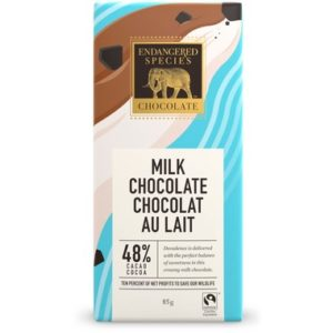 Endangered Species Chocolate | Milk Chocolate