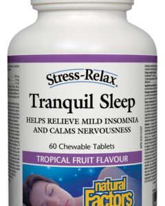 Natural Factors | Tranquil Sleep