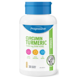 Progressive |  Curcumin Turmeric